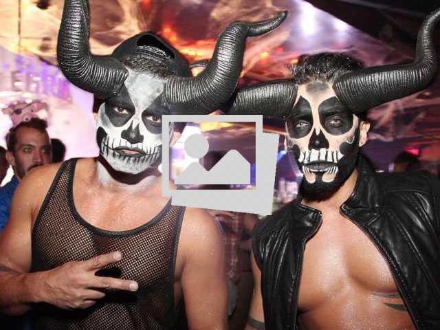 Halloween Flashback: 2015 - 2016