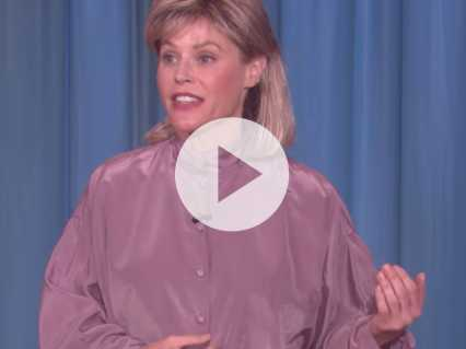 Watch: 'Modern Family' Star Julie Bowen Appears on 'Ellen' as Ellen