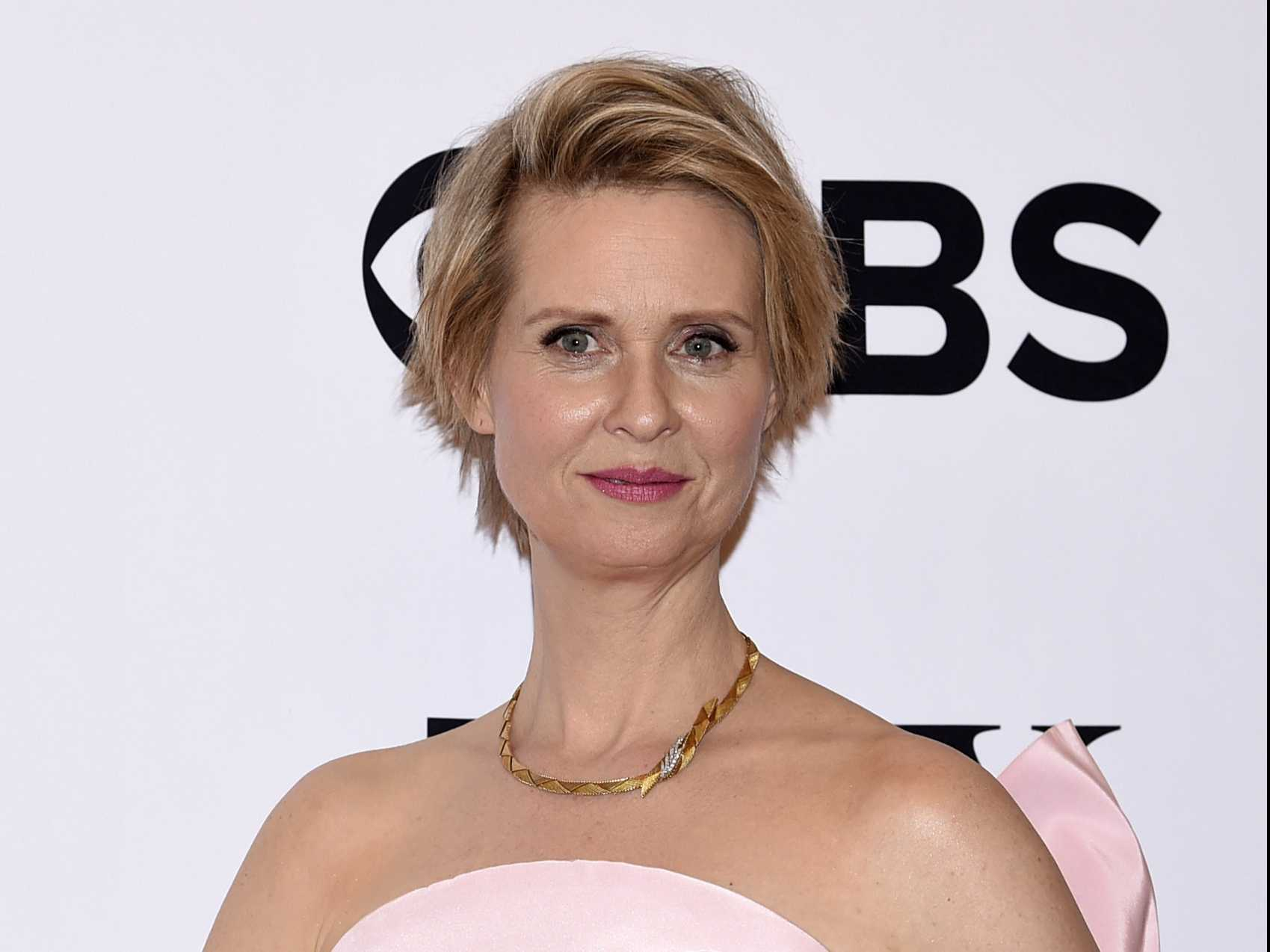 Cynthia Nixon to Host the National Book Awards
