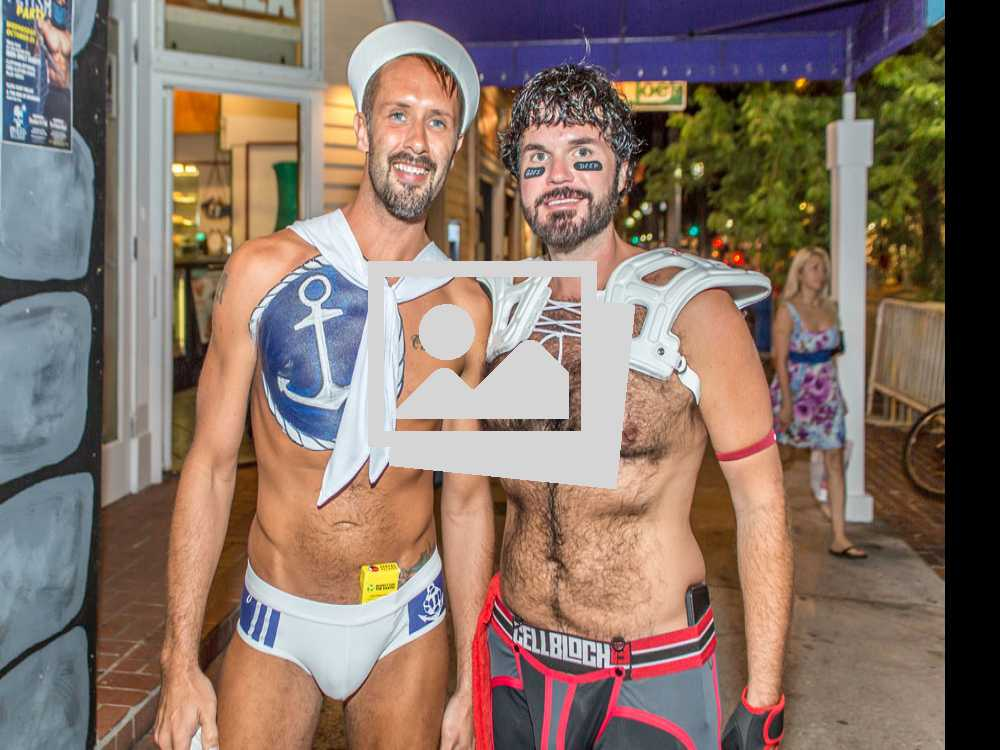Fantasy Fest Key West Parties