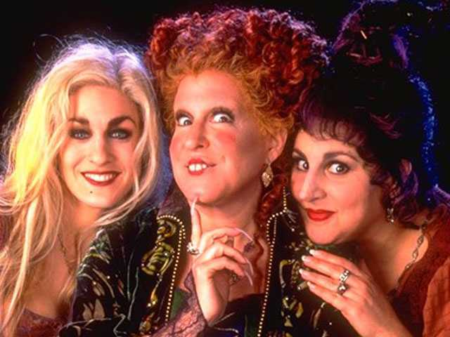 PopUps: Unsurprisingly, Bette Midler Isn't Excited About that 'Hocus Pocus' Remake
