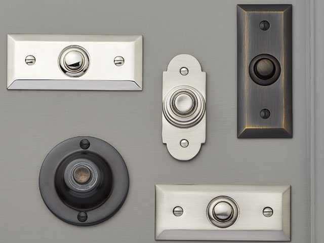 Right at Home: Doorbells with Bells & Whistles