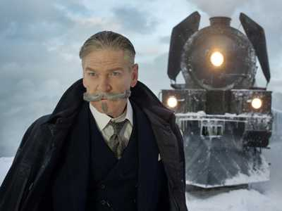 Review :: Murder on the Orient Express