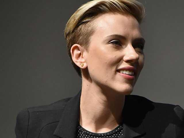 Scarlett Johansson Does Special Hurricane Benefit Reading of 'Our Town'