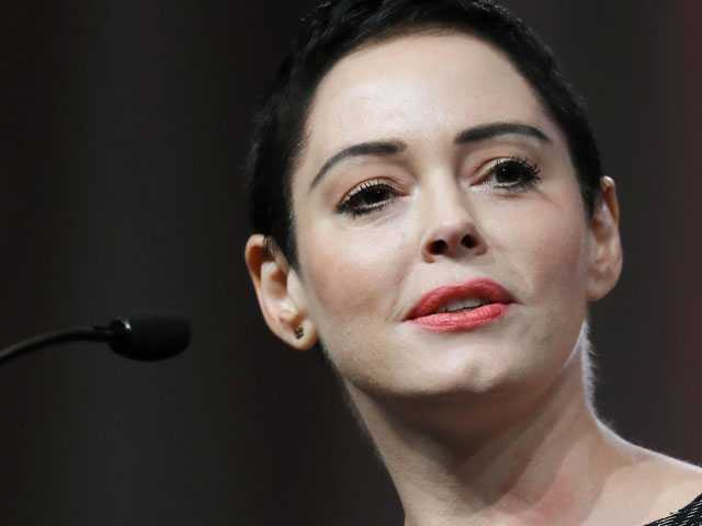 Rose McGowan Memoir 'Brave' Coming in Late January