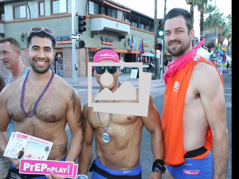 Palm Springs Pride Festival  and Viva La Vida Street Party :: November 4, 2017