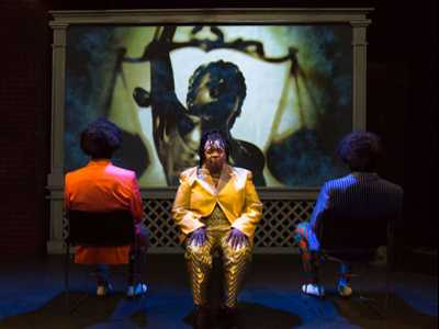 Review :: 3/Fifths' Trapped in a Traveling Minstrel Show