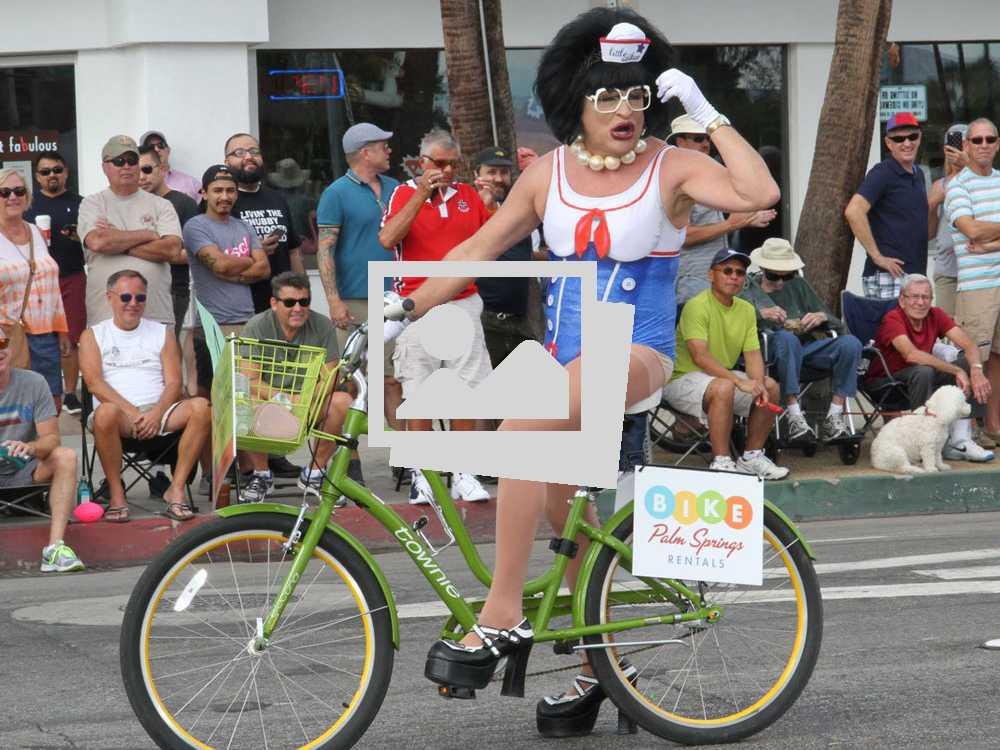 Palm Springs Pride Parade :: November 5, 2017