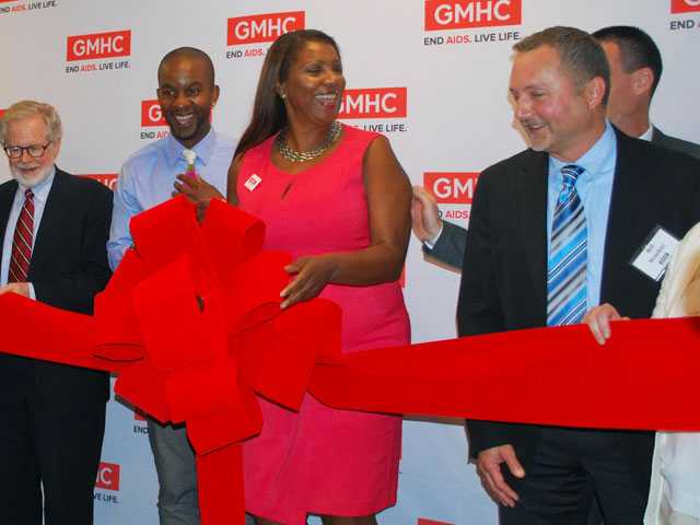 GMHC Named a Winner of 2017 New York Community Trust Nonprofit Excellence Awards