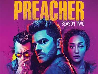 Review :: Preacher - Season Two