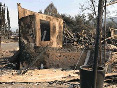 Deadlines Approach for North Bay Fire Victims