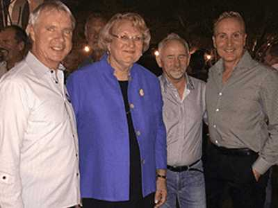 Trans Pol Makes History in Palm Springs