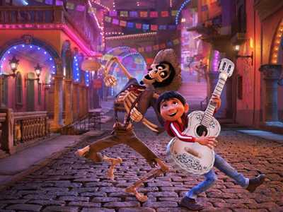 Review :: Coco