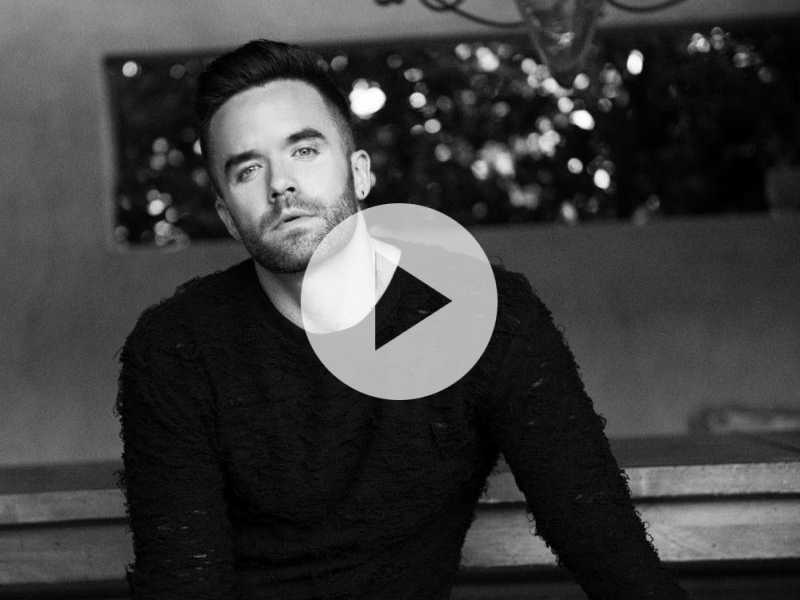Watch: Brian Justin Crum Shows His 'Wild Side' in New Music Video
