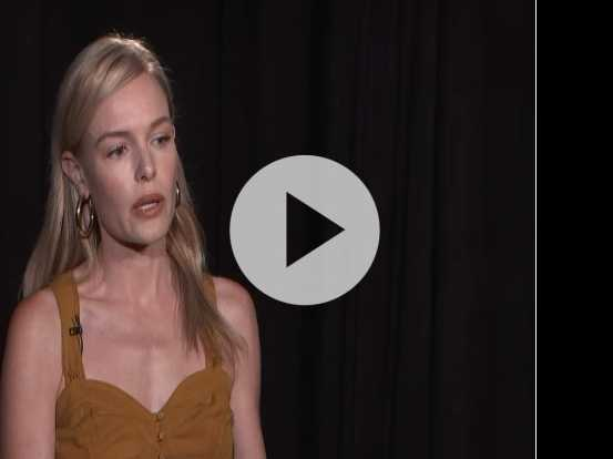 New Kate Bosworth Series Explores the Plight of the Military Family