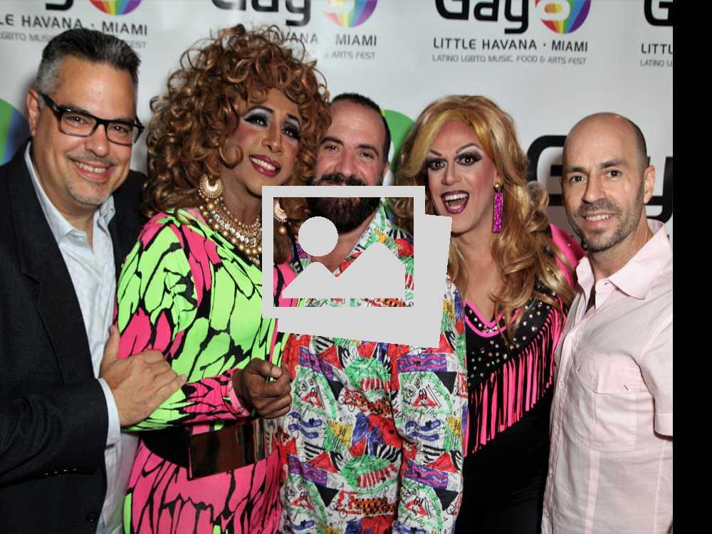 2018 Gay8 Festival Kick-off @ Casa Juancho Restaurant :: November 8, 2017