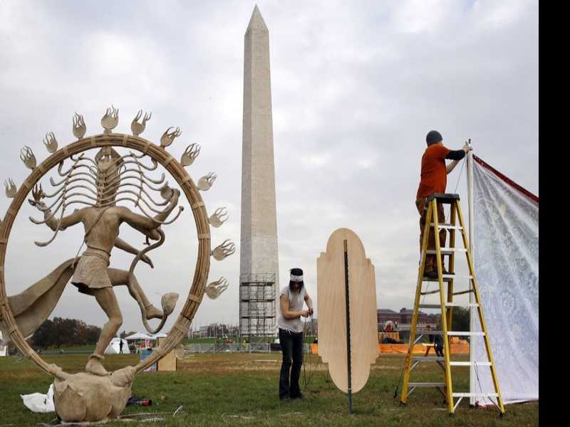 Catharsis Brings Burning Man Spirit to Nation's Capital