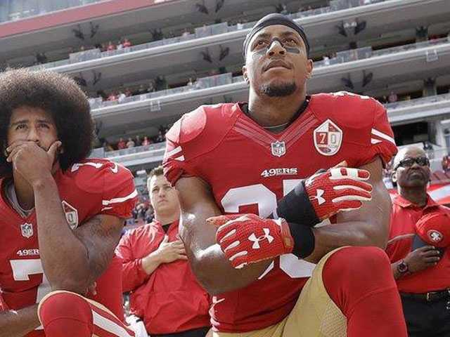 Christian Players Frustrated by Criticism for Anthem Protest