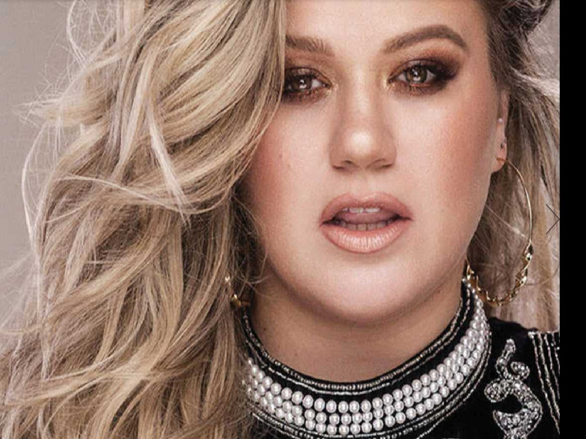 Kelly Clarkson : The Girl Next Door All Grown Up