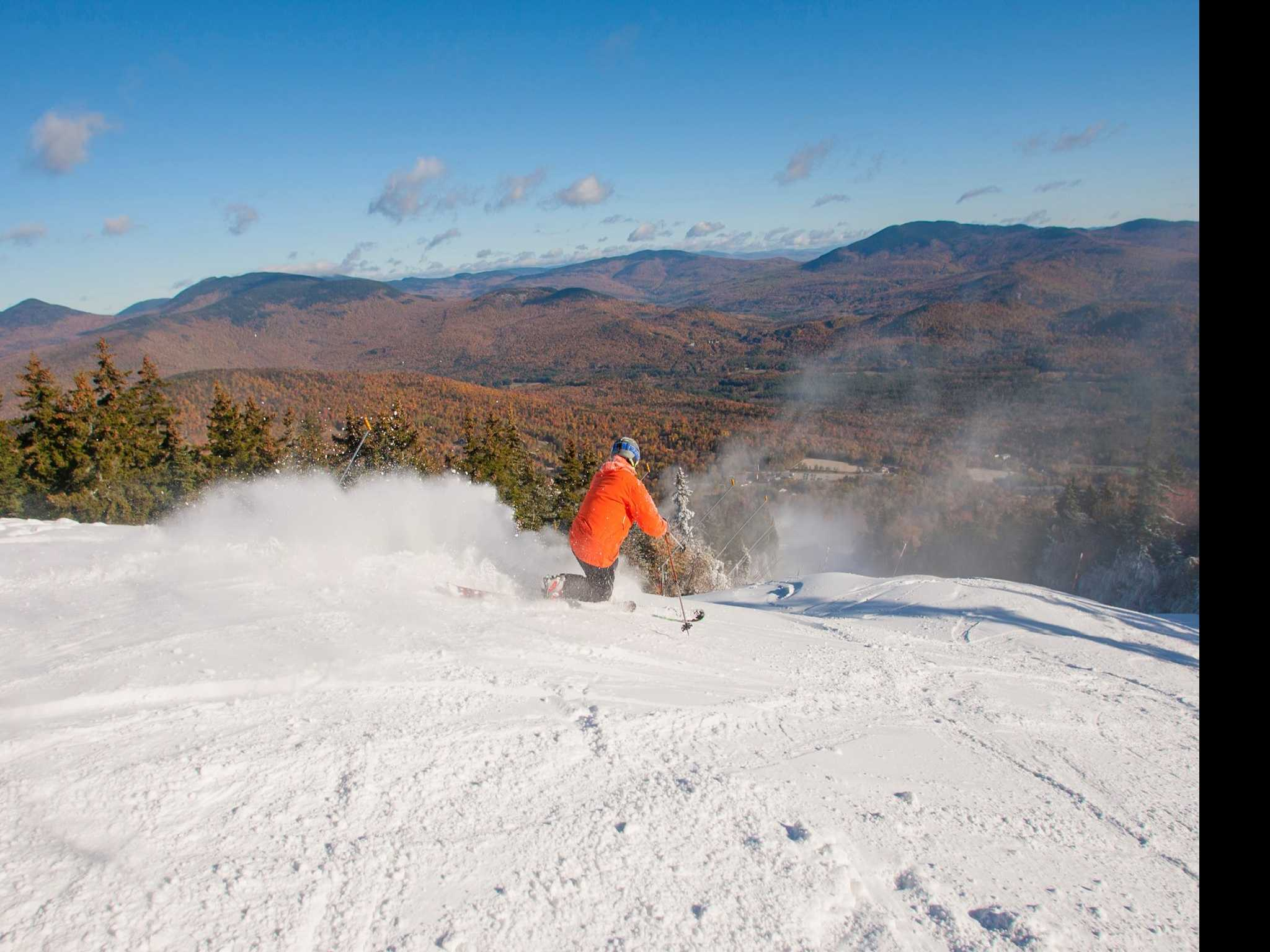 Who Loves Cold Weather? Maine Ski Resorts