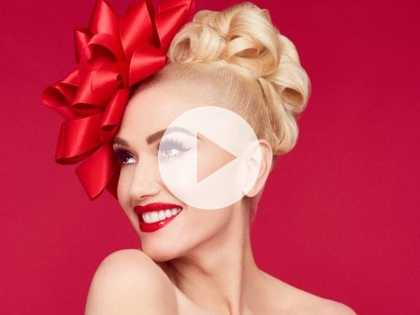 Gwen Stefani Holiday Special Set for December 12