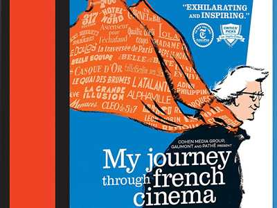 Review :: My Journey Through French Cinema