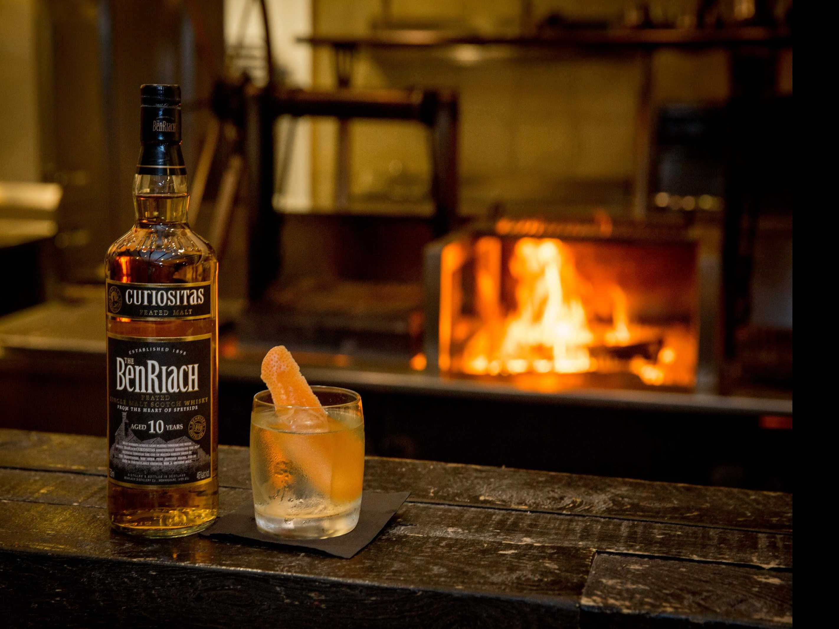 Cocktail Culture: 3 Holiday Sippers From BenRiach Scotch