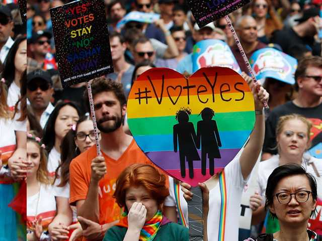 Australians Support Legalizing Marriage Equality in Survey