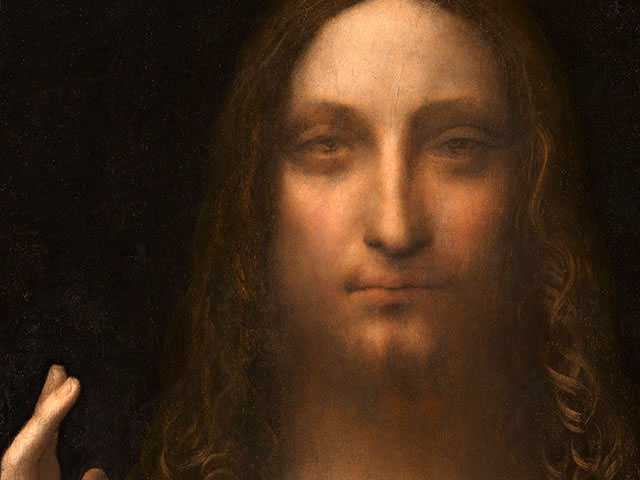 Rare Painting by Leonardo da Vinci Auctioned in New York