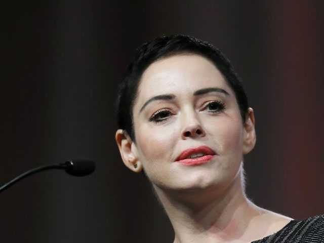Rose McGowan Plans 'Not Guilty' Plea on Drug Charge