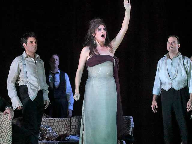 Fathom Events and the Met Bring 'Exterminating Angel' to Cinemas