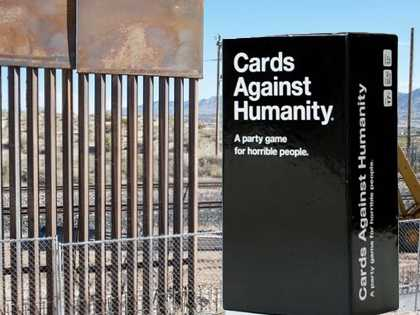 Cards Against Humanity Buys Texas Property to Thwart Trump's Border Wall