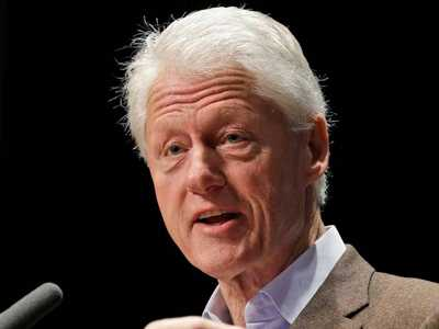 Clinton to Speak at AIDS Grove
