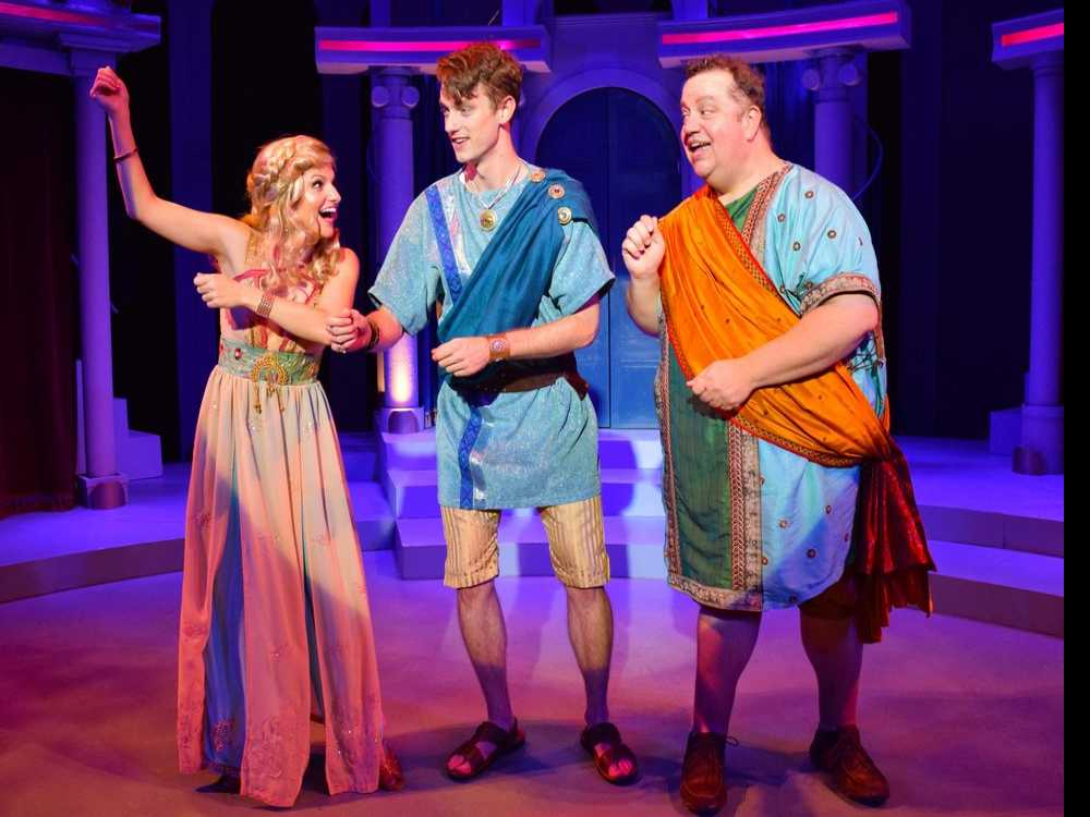 Review :: A Funny Thing Happened on the Way to the Forum