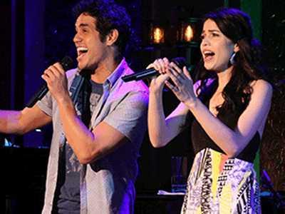 Sibling Super-Singers