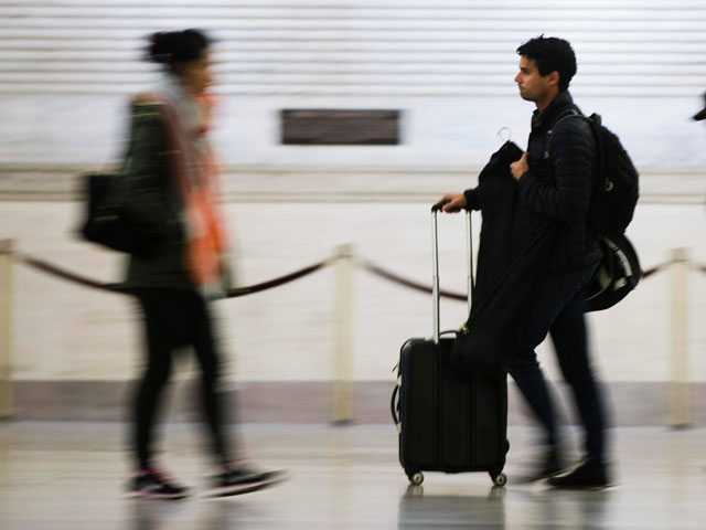 50 Million Americans Expected to Travel Over Thanksgiving