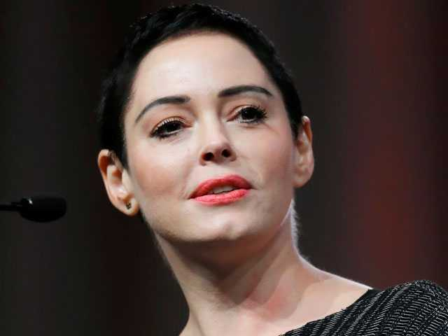Actress Rose McGowan Arraigned on Cocaine Charge