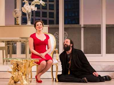 Review :: Tartuffe