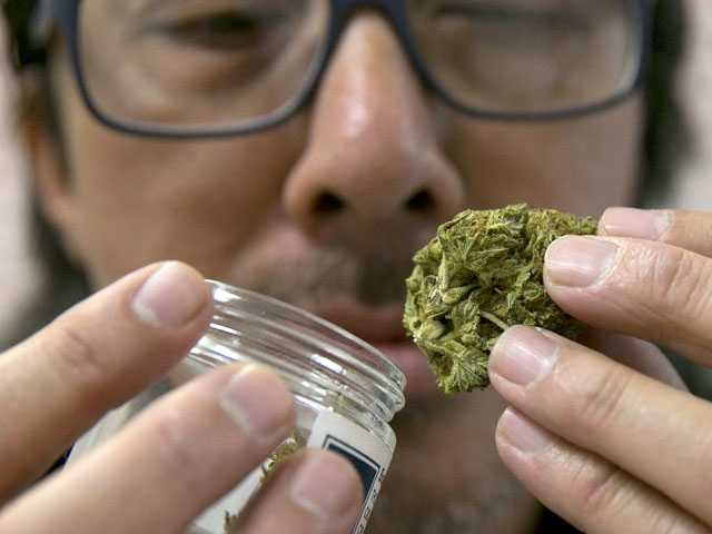 California Pot Rules Mark Step Toward 2018 Legal Sales