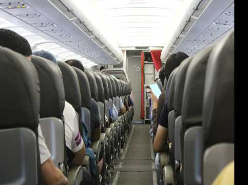 Airlines Bump Fewer Passengers Off Oversold Flights