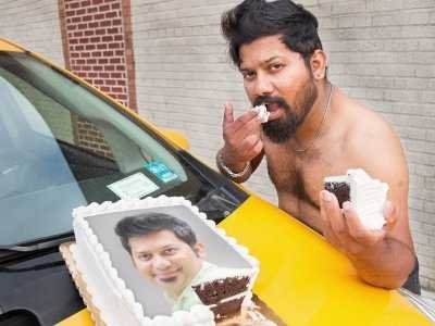 NYC Taxi Drivers Camp It Up in Funny Pinup Calendar