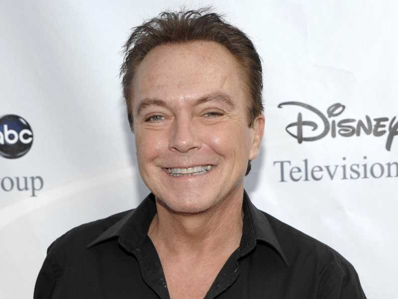 David Cassidy in Hospital with Organ Failure