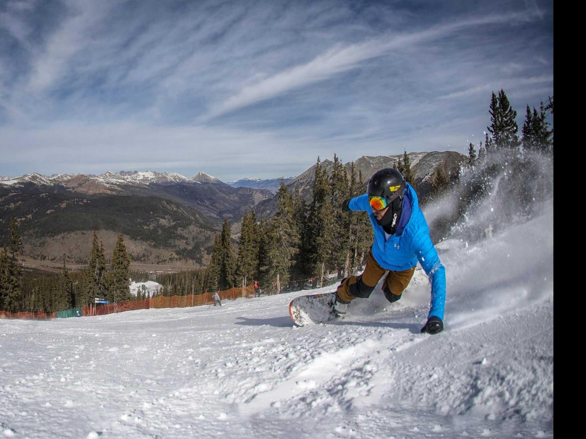 Colorado Ski Season: Mountain Oysters, Olympic Fun & More