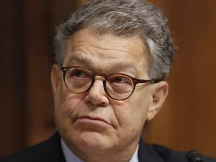 Second Woman Accuses Sen. Al Franken of Inappropriate Touching