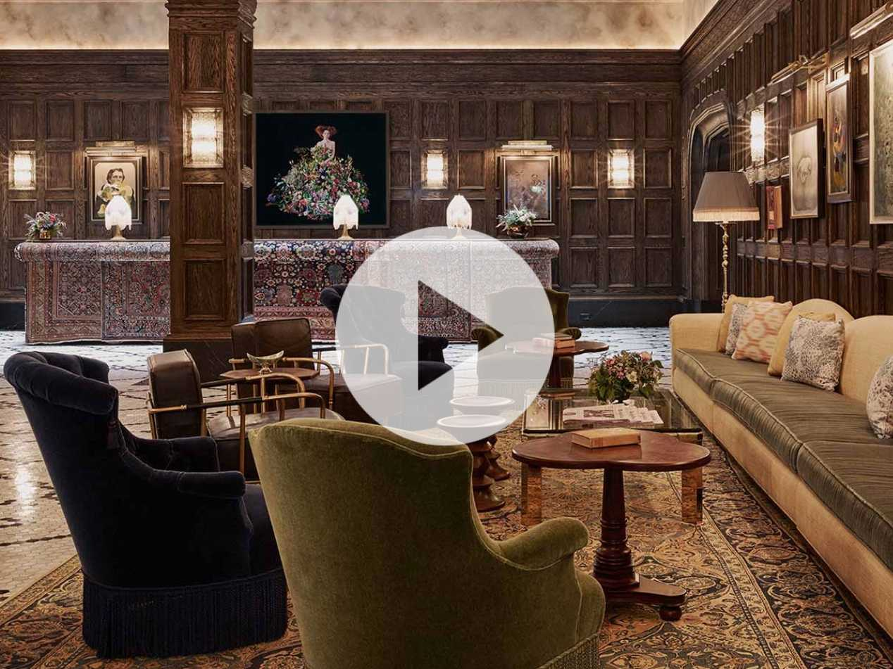 Watch: An Insider's Look at 5 Unique NYC Hotels