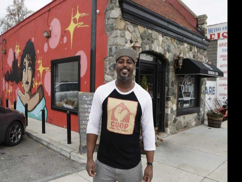 Restaurants Finding Strong Appetites in Detroit