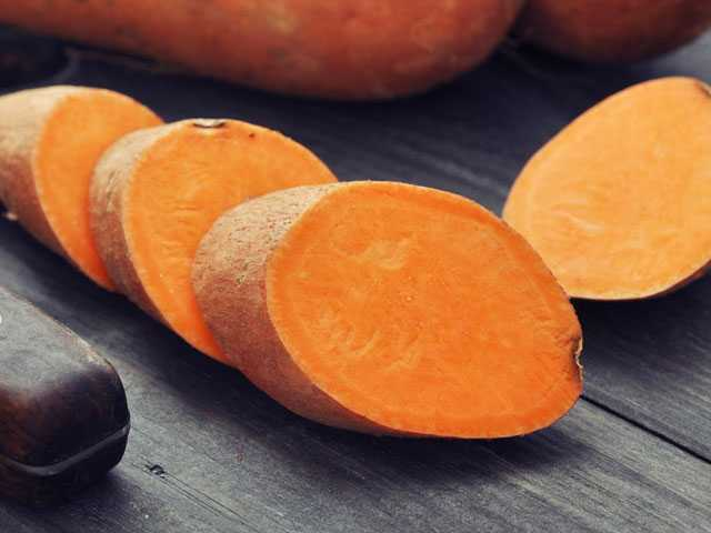 The Real Sweetness of Sweet Potatoes is the Health Benefits
