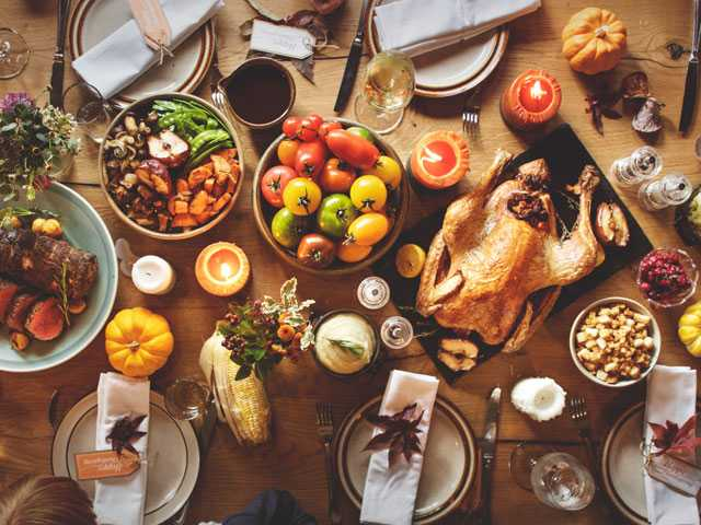 12 Food Safety Tips for Thanksgiving Dinner