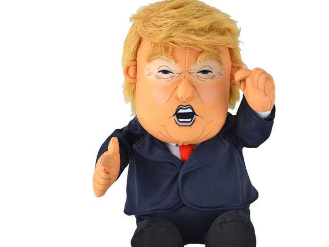 Dumb-Ass Lists: Five Real Trump Toys for Tots