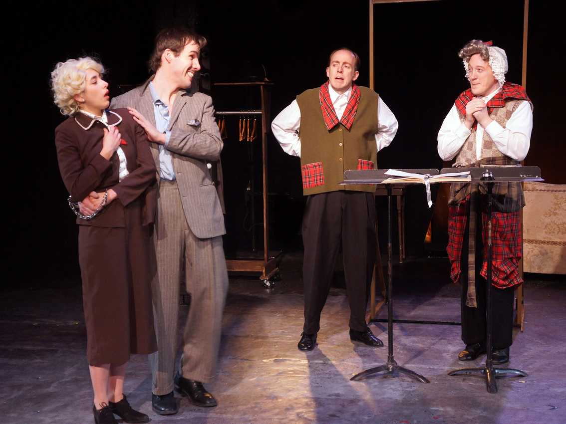 Review :: The 39 Steps